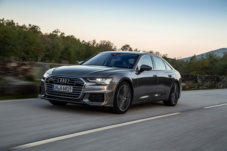 2019 Audi A6 Exterior 06