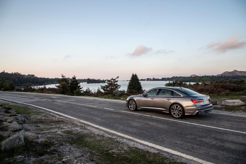 2019 Audi A6 Exterior 07