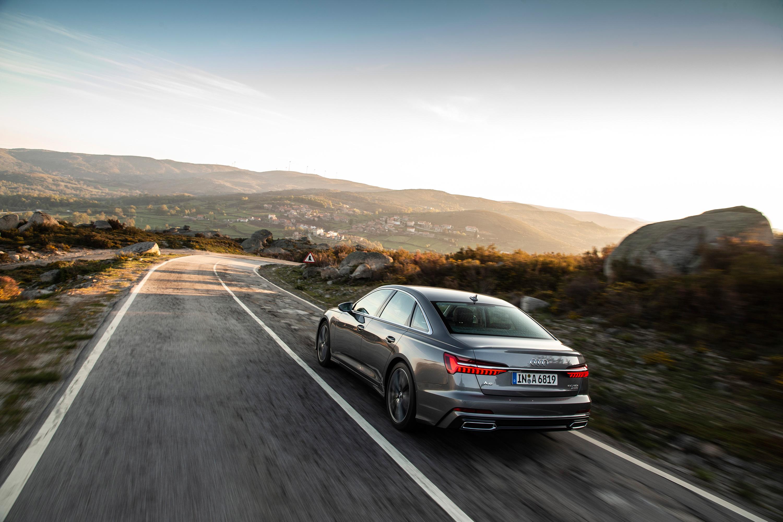 2019 Audi A6 Exterior 12