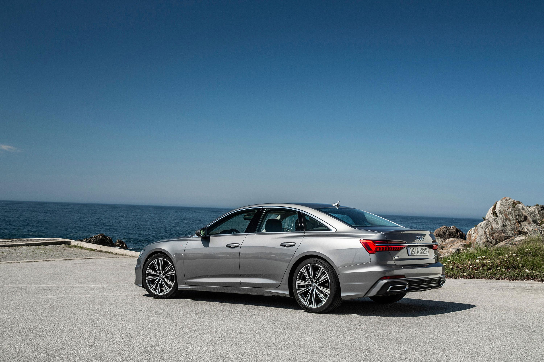 2019 Audi A6 Exterior 04