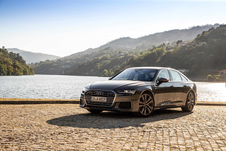 2019 Audi A6 Exterior 03