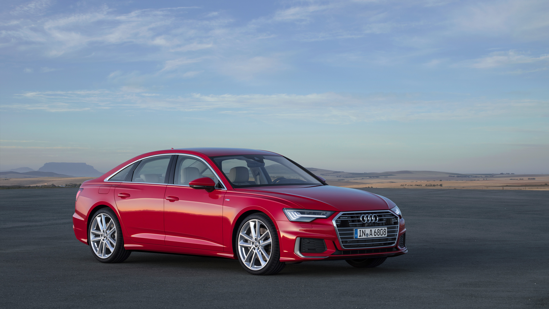 2019 Audi A6 Exterior 02