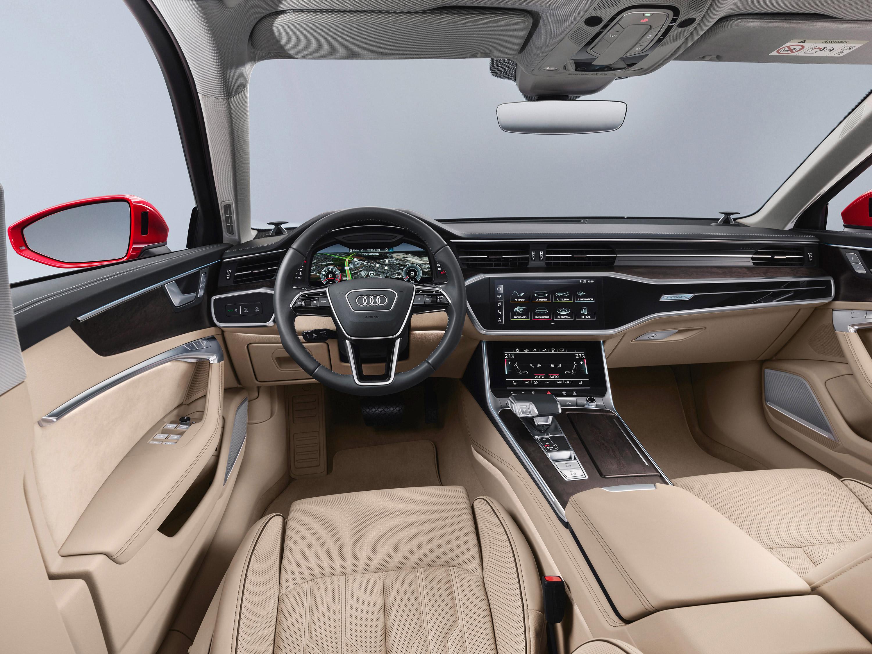 2019 Audi A6 Interior 04
