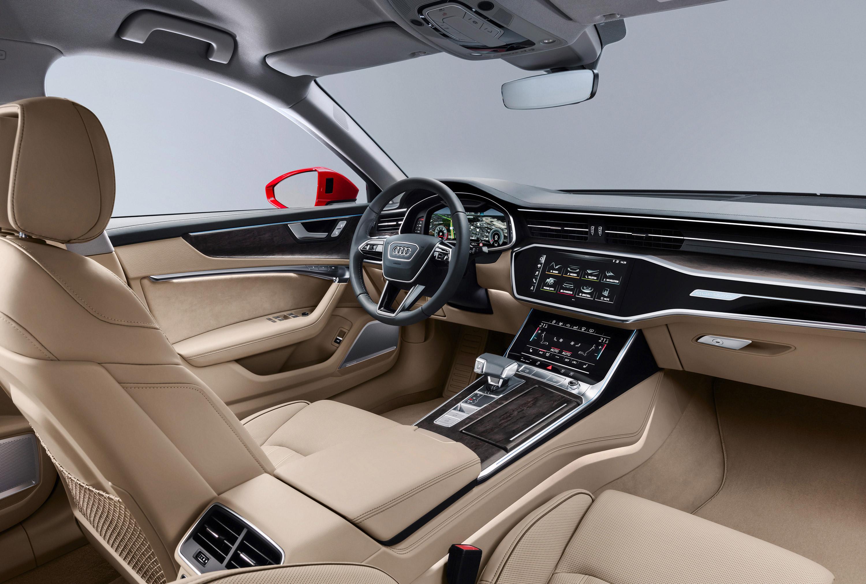 2019 Audi A6 Interior 03