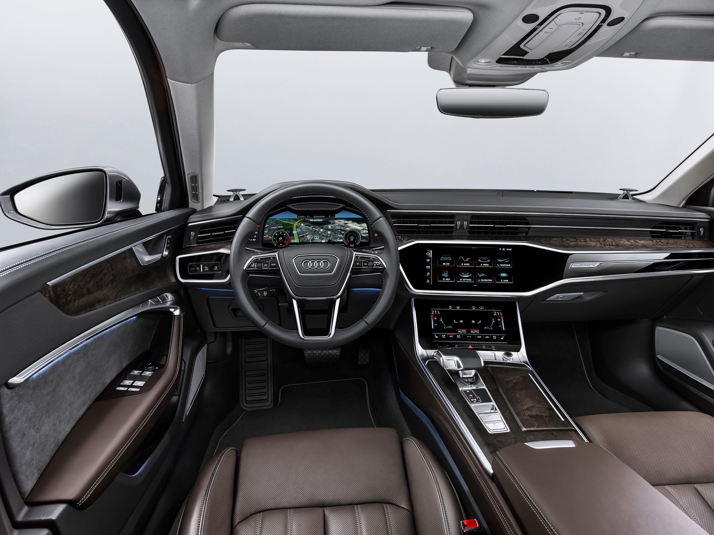 2019 Audi A6 Interior 01