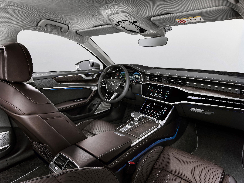 2019 Audi A6 Interior 02