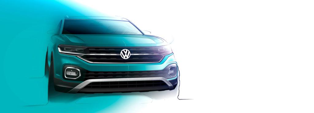 CARWIDE Teaser VW T-Cross