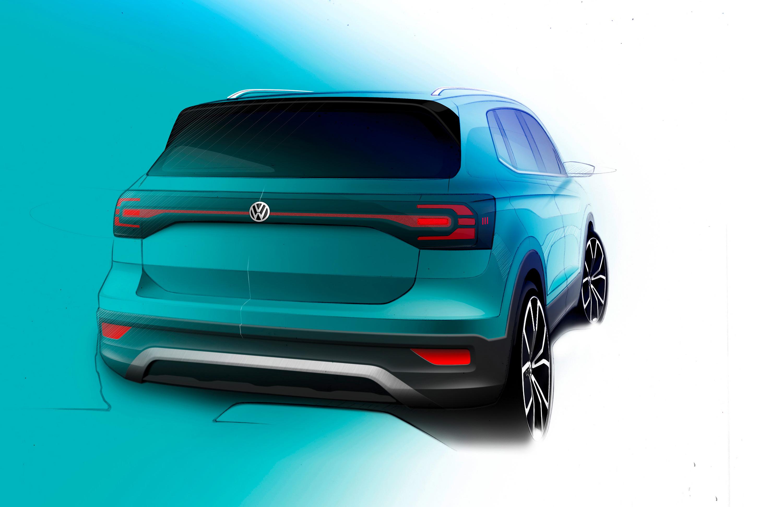Carwide_VW_T-Cross - Sketch