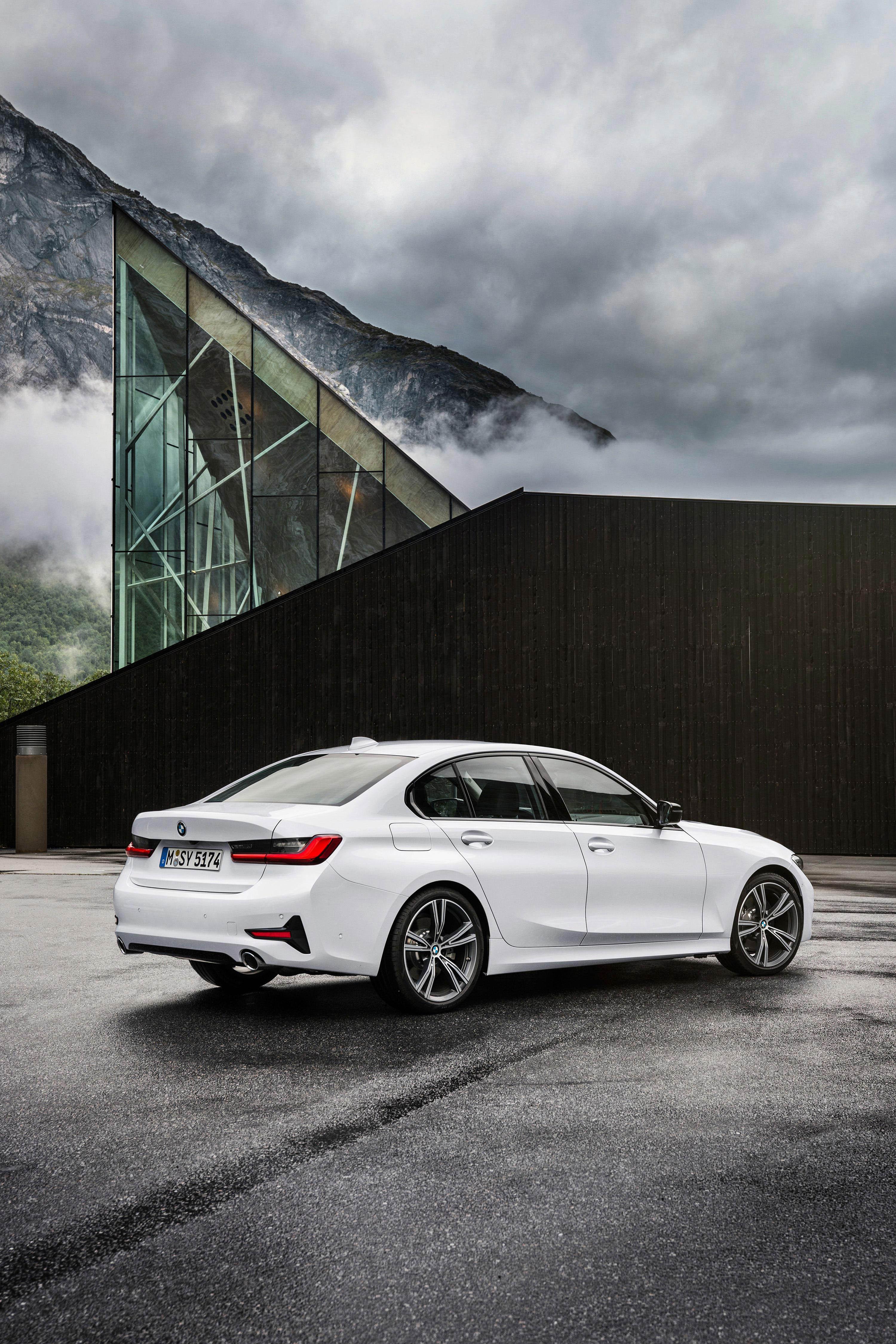 CARWIDE BMW Série 3 2019 - Traseira
