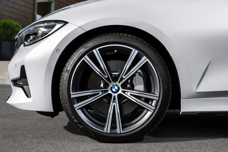 BMW Série 3 2019 - Roda