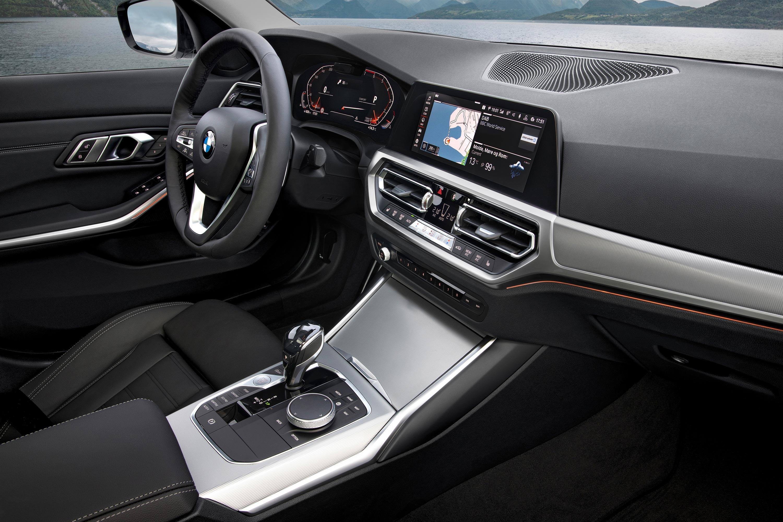 BMW Série 3 2019_Interior 03