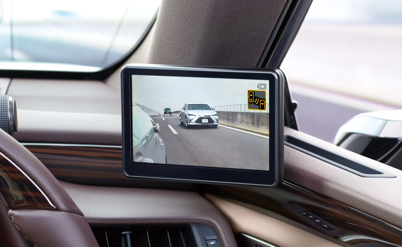 Lexus ES Interior 01