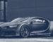 Versão do Bugatti Chiron Sport faz homenagem a 110 anos da marca.