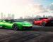 Lamborghini Huracán EVO Spyder será apresentado no Salão de Genebra.