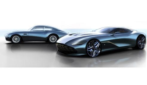 Aston Martin e Zagato desenvolvem série especial.