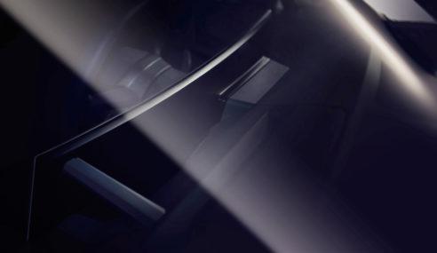 BMW Mostrou Imagem do Painel do SUV iNext