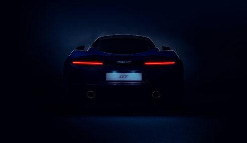 Vídeo teaser do McLaren GT é divulgado.