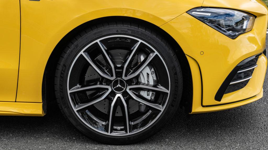 2019 Mercedes-AMG CLA 35 Shooting Brake
