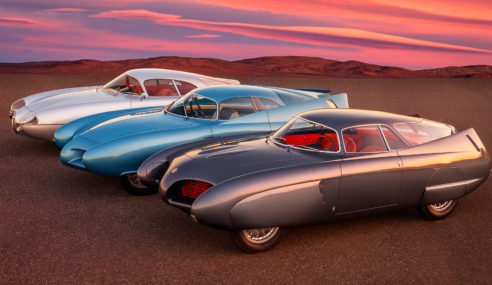 Bertone Alfa Romeo B.A.T.: Os conceitos que impressionam
