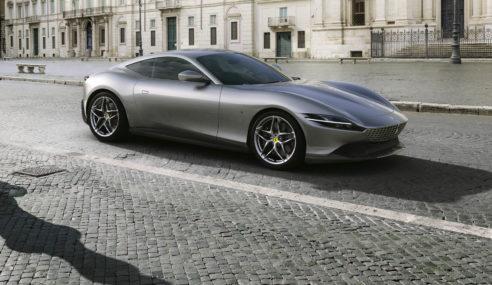 Ferrari Roma chega para entrar na família Gran Turismo de estilo clássico