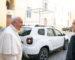 O Papa é pop e anda de Dacia Duster renovado
