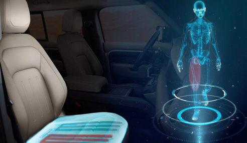 A Jaguar Land Rover terá um 'Shifting' que simula caminhada