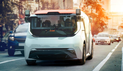 Cruise Origin 2020: Autônomo da GM é o futuro