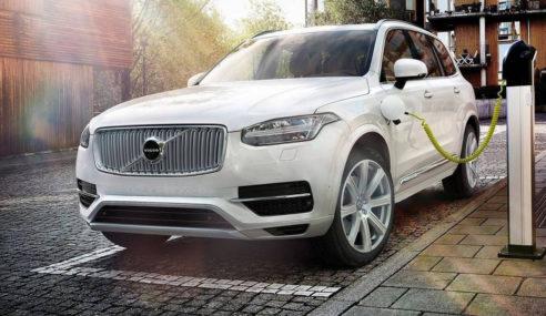 Volvo fecha 2019 com 1.100 carros eletrificados vendidos no Brasil