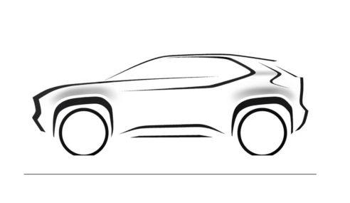 Toyota revela novo SUV de porte pequeno em Geneva