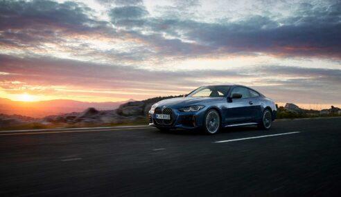 BMW Série 4 é revelado confirmando todos os rumores