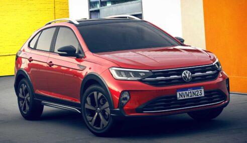 Novo Nivus latino é revelado pela Volkswagen